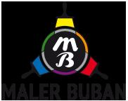Maler Buban Logo