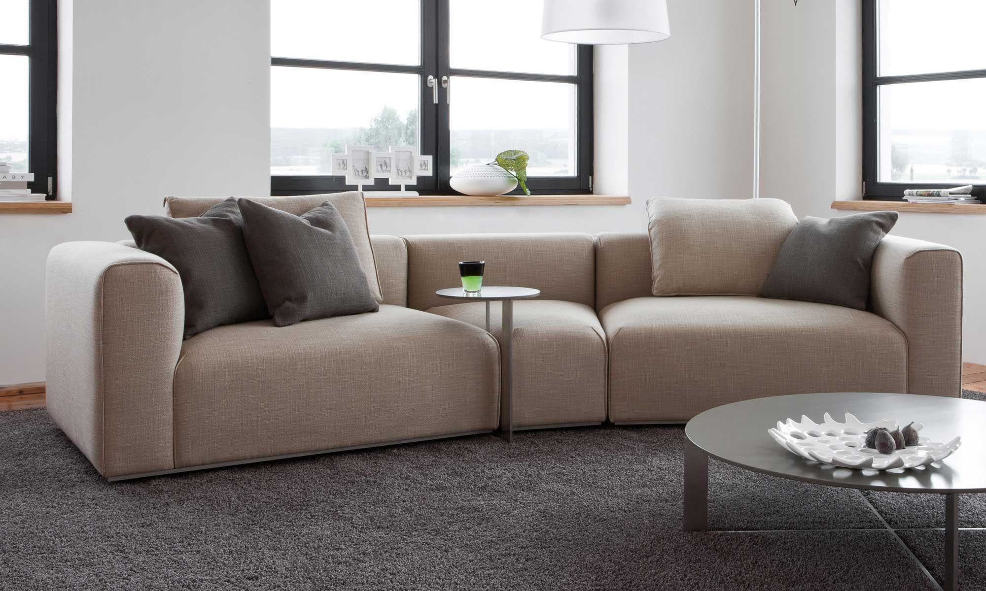 PURE ELEMENTS bodennah, Sofa (ipdesign)