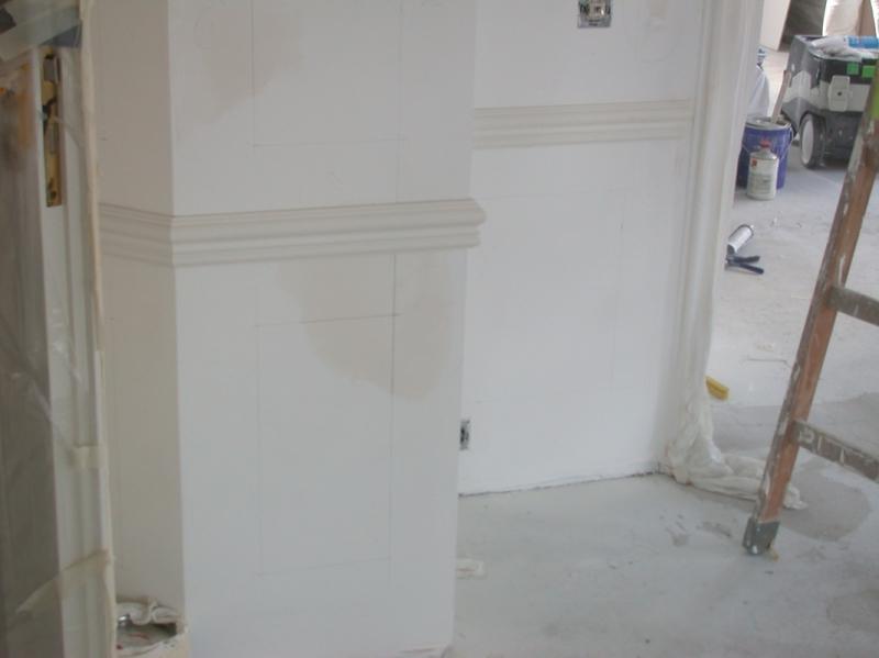 Stuckleisten - Maler Buban