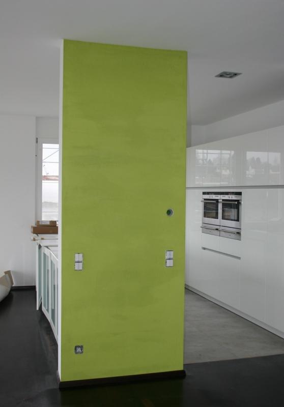 Kalkpresstechnik – Maler Buban