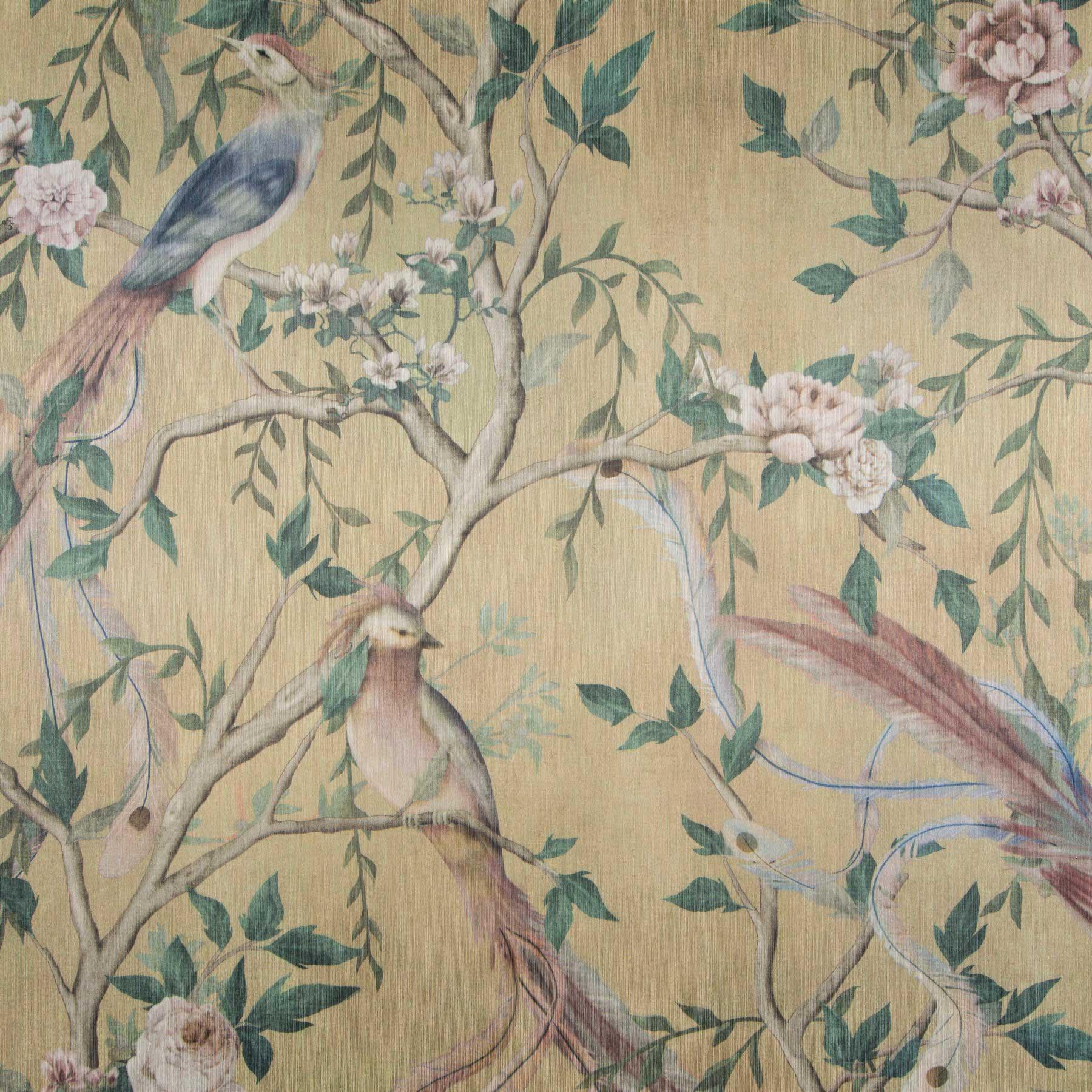Maler Buban – Tapete HIROKI / JAB